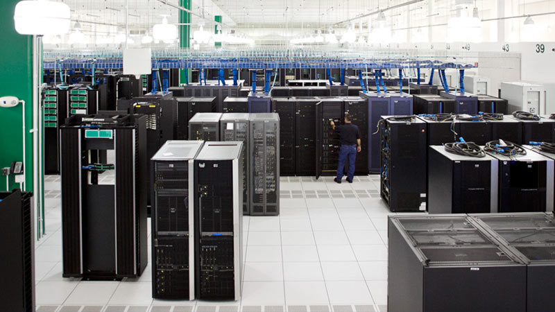 Data center de Visa
